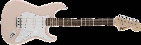 Squier FSR Affinity Series™ Stratocaster®, Laurel Fingerboard, Shell Pink