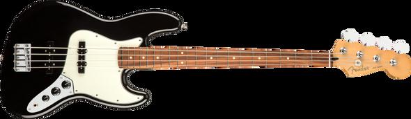 Fender Player Jazz Bass®, Pau Ferro Fingerboard, Black