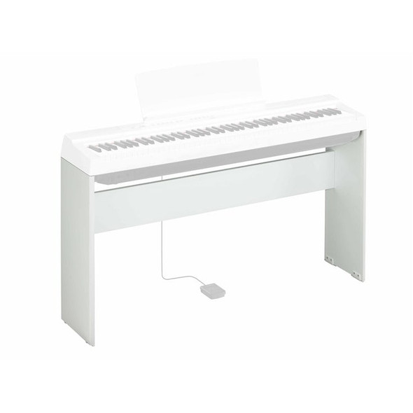 Yamaha L125 Matching Stand for P125 Digital Pianos (White)