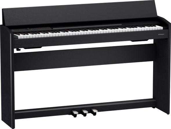 Roland F701 Digital Piano - Contemporary Black