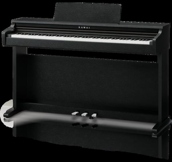 Kawai KDP120 Digital Piano with Bench - Black