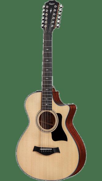 Taylor 352ce 12-String Spruce Sapele