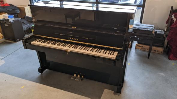 Yamaha U1F 1525466 Second Hand Piano