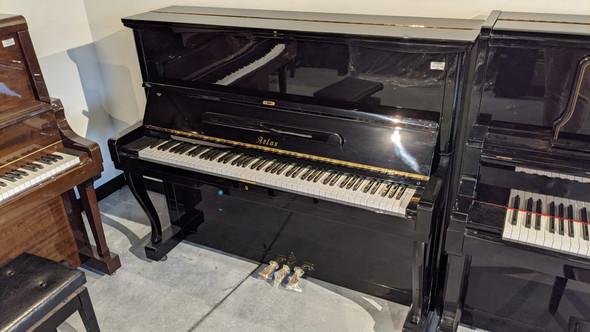 Atlas NA202 Upright Piano Second Hand (1984)