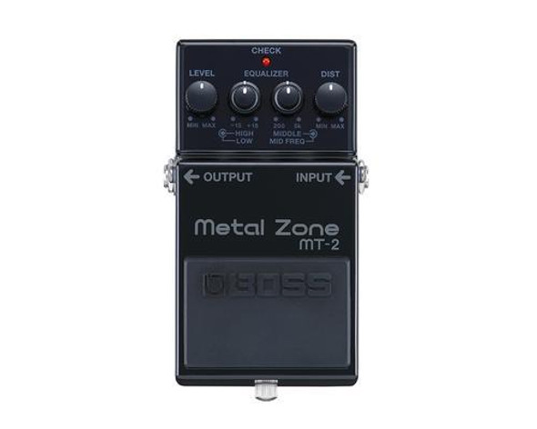 Boss MT-2 Limited Edition 30th Anniversary Metal Zone