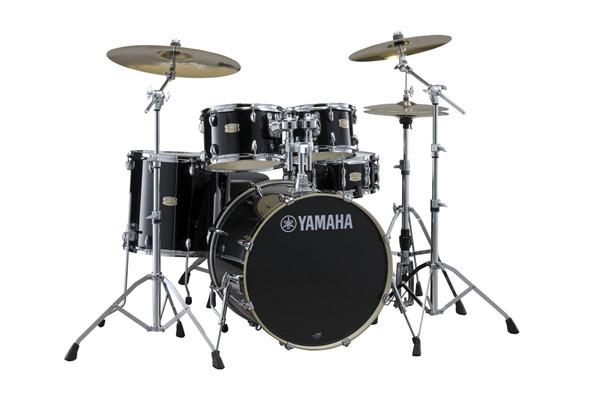 Yamaha SCB20RB Stage Custom Birch Drumkit Black