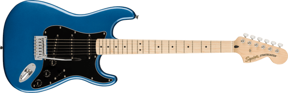 Squier Affinity Series™ Stratocaster®, Maple Fingerboard, Lake Placid Blue