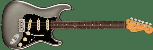 Fender American Professional II Stratocaster®, Rosewood Fingerboard, Mercury