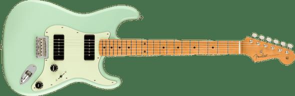 Fender B-Stock Noventa Stratocaster®, Maple Fingerboard, Surf Green