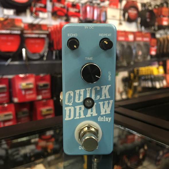 Second Hand Outlaw Effects Quick Draw Pedal