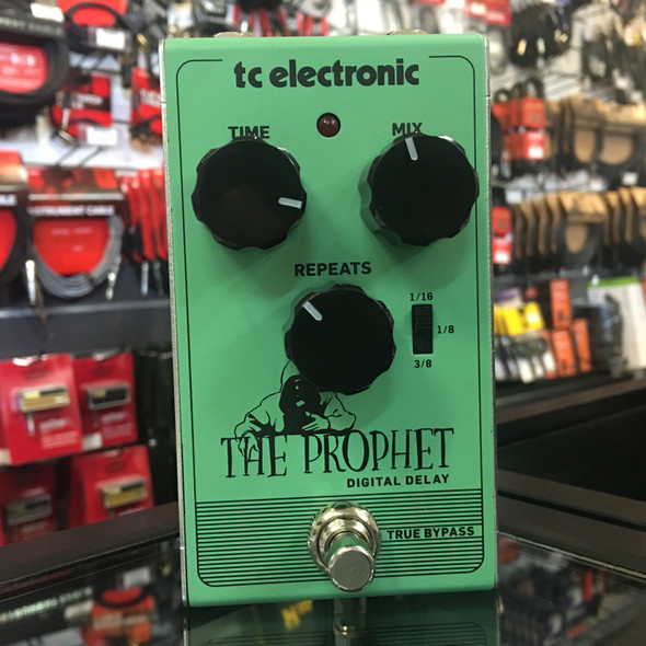 Second Hand TC Electronic The Prophet Digital Delay Pedal