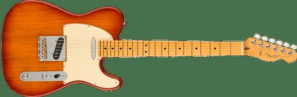Fender American Professional II Telecaster®, Maple Fingerboard, Sienna Sunburst