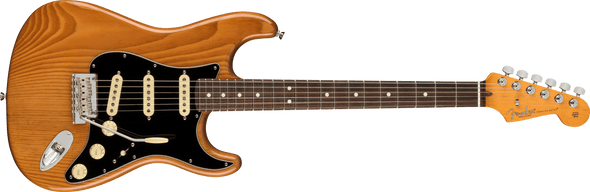 Fender American Professional II Stratocaster®, Rosewood Fingerboard, Roasted Pine