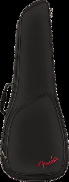 Fender FU610 Concert Ukulele Gig Bag, Black