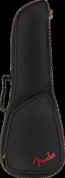 Fender FU610 Soprano Ukulele Gig Bag, Black