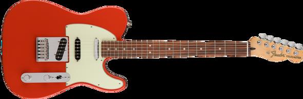 Fender Deluxe Nashville Telecaster®, Pau Ferro Fingerboard, Fiesta Red