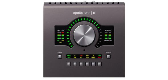 Universal Audio Apollo Twin X Duo Audio Interface - Heritage Edition