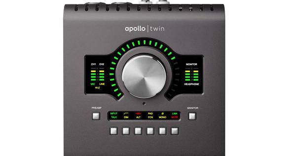 Universal Audio Apollo Twin MKII Audio Interface - Heritage Edition