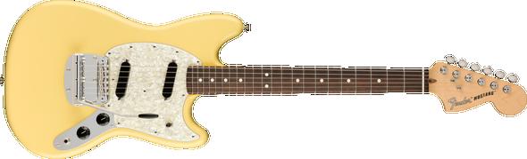 B-Stock Fender American Performer Mustang, Rosewood Fingerboard, Vintage White