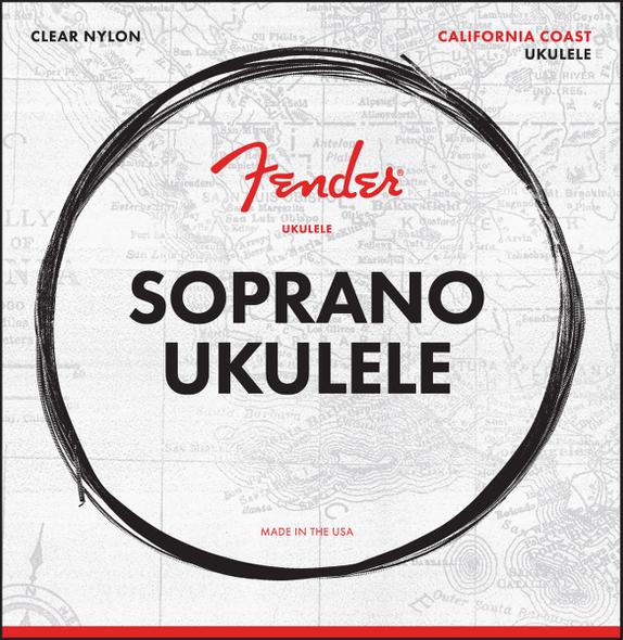 Fender Soprano Ukulele Strings