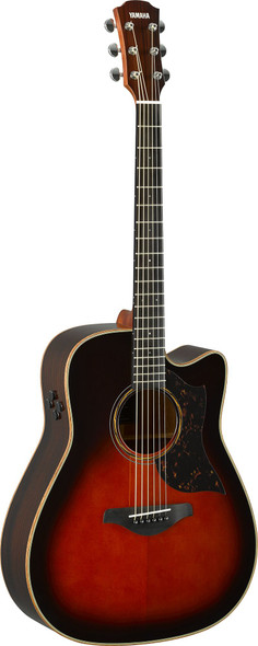 Yamaha A3R ARE Acoustic Guitar Tobacco Brown Sunburst