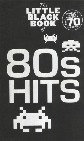 The Little Black Book of 80's Hits