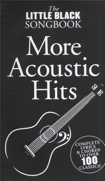 The Little Black Book of More Acoustic Hits