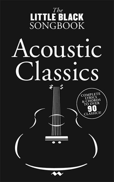 The Little Black Book of Acoustic Classics