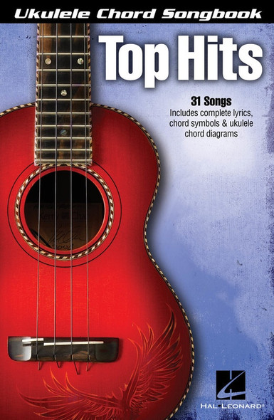 Ukulele Chord Songbook - Top Hits