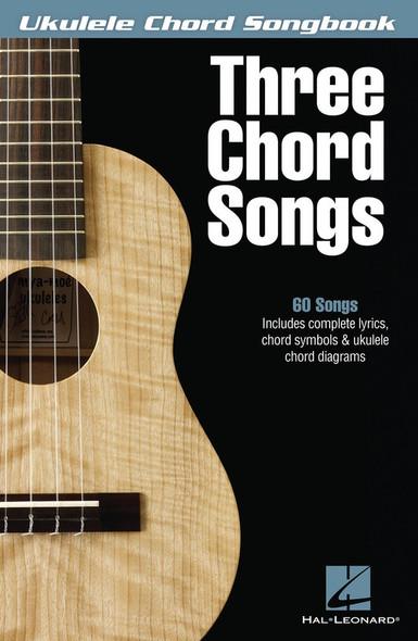 Ukulele Chord Songbook - Three Chord Songs