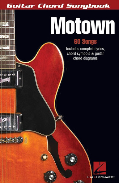 Motown - Guitar Chord Songbook