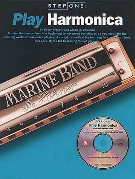 Step One - Play Harmonica