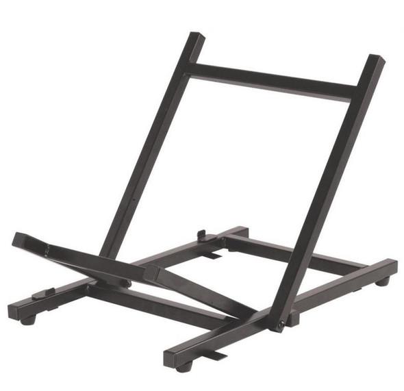 On-Stage RS4000 Foldable Tilt-Back Amp Stand