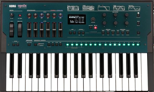 Korg Opsix Altered FM Digital Synthesizer