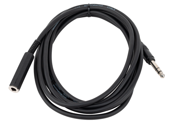 Rock Leads 10ft Headphone Extension Cable