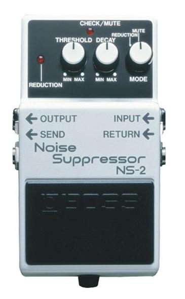 Boss NS-2 Noise Suppresor Pedal