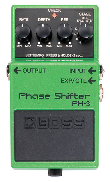 Boss PH-3 Phaser Shifter