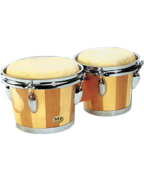 "Mano Percussion 7"" & 8"" Bongos MP714"