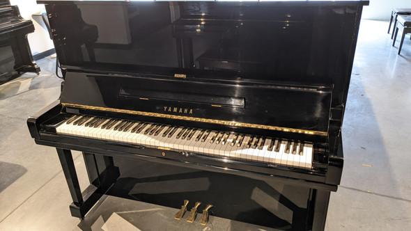 Yamaha U3M Upright Piano Second Hand (1982)