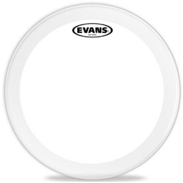 Evans EQ2 Clear Bass Drum Head Batter
