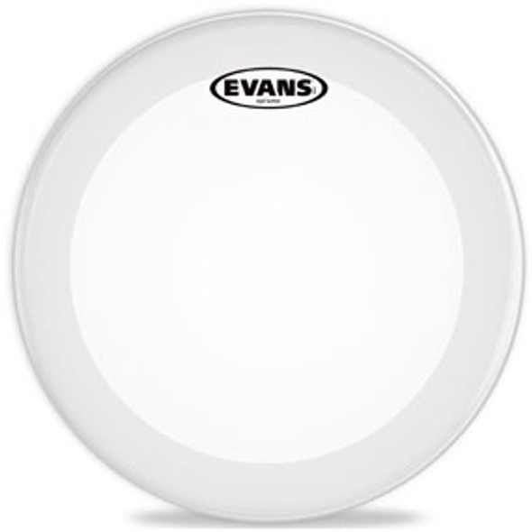 Evans EQ4 Frosted Bass Drum Head Batter