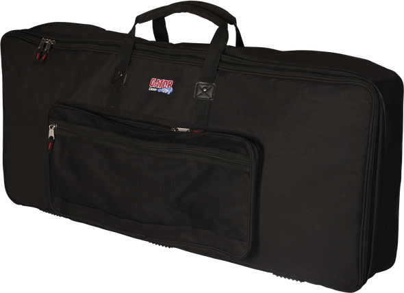 Gator GKB-88-Slim Keyboard Gig Bag for Narrow 88 Note