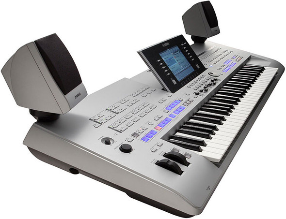 Yamaha Tyros 4 with Speakers & Yamaha L7 Stand to suit(Secondhand)