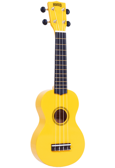 Mahalo MR1YW Ukulele Yellow