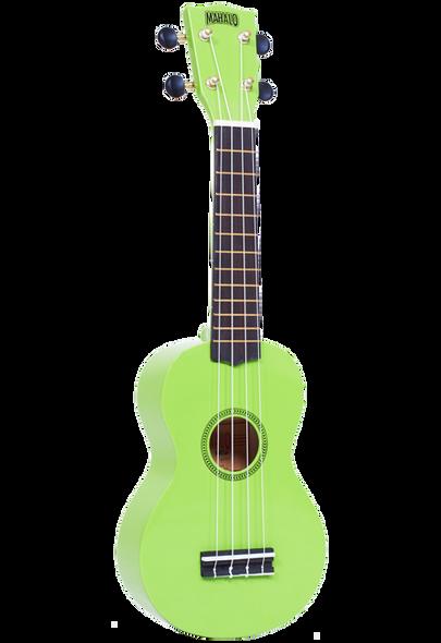 Mahalo MR1GN Ukulele Green