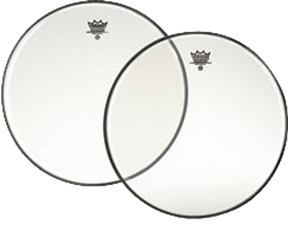Remo Diplomat Clear Batter Drum Head 8""
