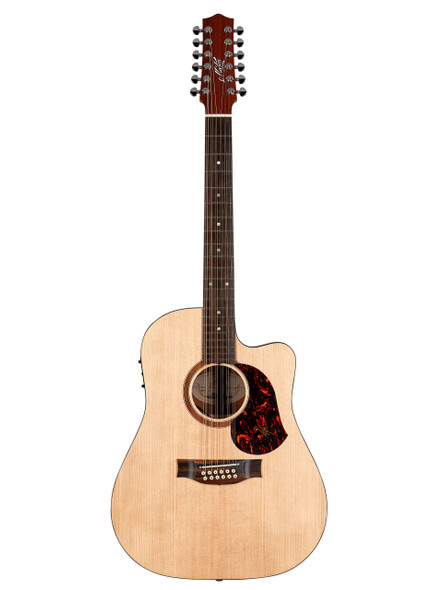 Maton SRS70C/12 12-String Acoustic/Electric Guitar