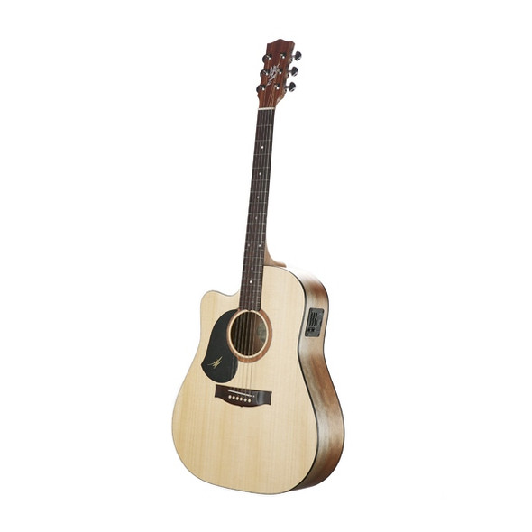 Maton SRS60C-LH Left-Handed Acoustic/Electric Guitar