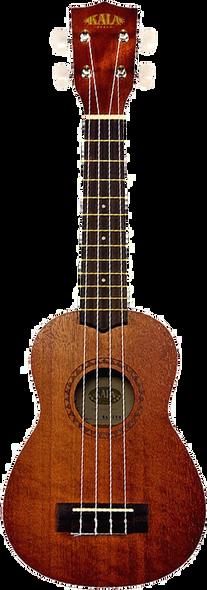 Kala KA-15S Satin Mahogany Soprano Ukulele