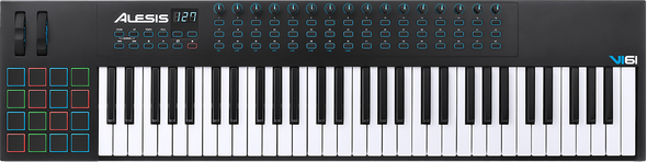 Alesis VI61 61-Key USB MIDI Keyboard